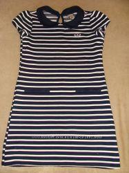 фирменные платья 6-7 лет