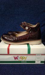 нарядные ортопедические  туфли WOOPY 32 р