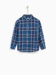рубашки на мальчика 9 лет zara reserved
