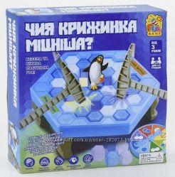 Игра Чья льдинка прочнее FUN GAME