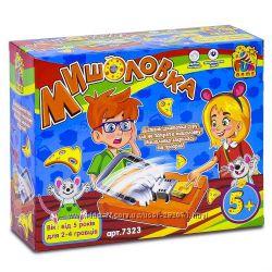 Веселая игра Мышеловка ТМ Fun Game