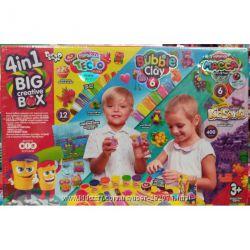 Набор для творчества Big Creative box H2Orbis. 4 в 1