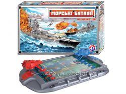 Морские и танковые баталии ТМ Технок