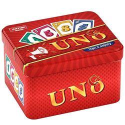 Игра настольная Уно. Uno. UNgO