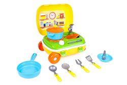 Кухня с набором посуды ТМ Технок