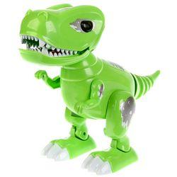 Динозавр тираннозавр. Звук, свет, ходит