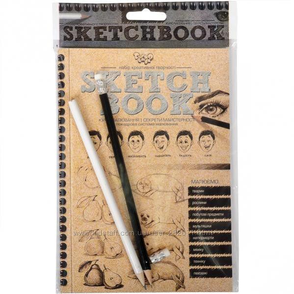 Набор для творчества Sketch Book. Рисование