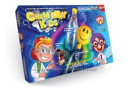 Химические опыты Chemistry Kids ТМ Danko Toys. Мини набор