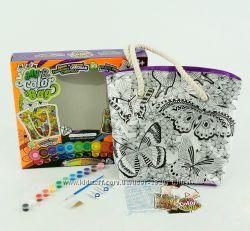 Наборы для творчества My Color Bag, сумка-раскраска-антистресс