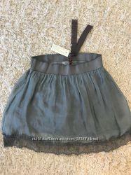 Шелковая юбка King Kong, размер S