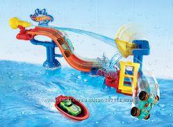 Hot Wheels Водный всплеск Splash Rides Splashdown Station Play Set