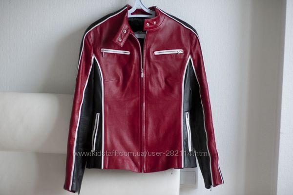 куртка женская кожаная,  XS размер