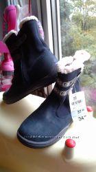 Новые ботинки Topolino, нубук.