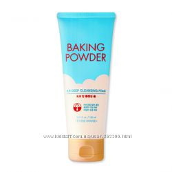 Пенка-мульти очищение  Etude House Baking Powder Pore BB Deep Cleansing