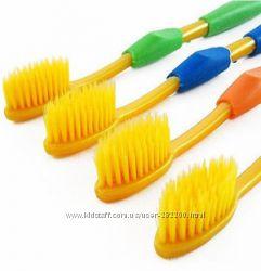 Зубные щетки Nano Dental Care желтые