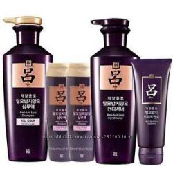 Шампунь лечебный  для жирной кожи головы Ryoe Purple Jayang Yunmo Shampoo