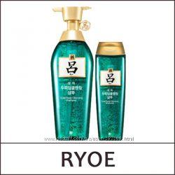 Лечебный шампунь и кондиционер для жирной кожи головы Ryoe Scalp Deep Clean