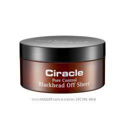 Салфетки для удаления черных точек CIRACLE Pore Control Blackhead 35 салф