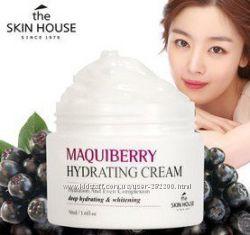 Увлажняющий крем с экстрактом ягод THE SKIN HOUSE Maquiberry Hydrating Crea