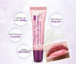 Коллагеновая эссенция для объема губ  Mizon collagenic aqua volume lip esse