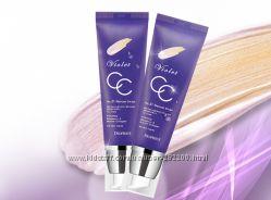 Увлажняющий СС крем Deoproce Violet CC Cream 50 ml