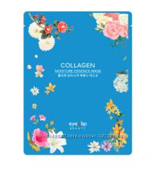 Тканевая увлажняющая маска с коллагеном EYENLIP Collagen Oil Moisture