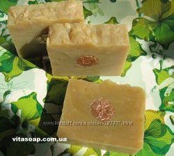 Мыло шампуневое натуральное Горчичное