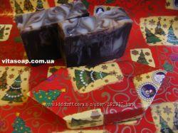 Мыло натуральное Шоколадное