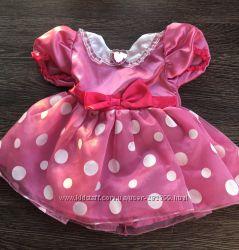 Disney платье Минни на годик