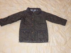 Стеганная куртка  Rebel, 116см