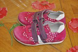 Туфли для девочки ортопеды . Woopy Orthopedic. Б-у в отличном состоянии.