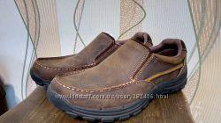 Мужские туфли Skechers новые стелька 27 см