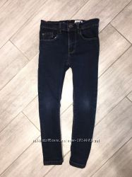 Классные джинсы Next Skinny 5 лет