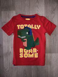 Классные футболочки 4-5 лет. Большой выбор