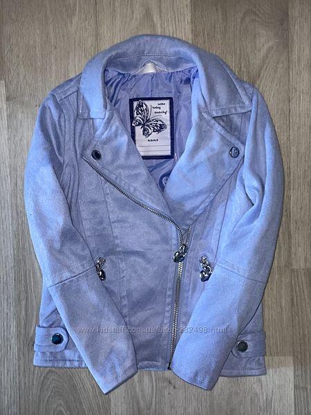 очень красивая, стильная курточка M&Co  Размер 5-6 лет