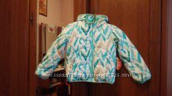 Куртка на 5-6р холодна весна-осінь