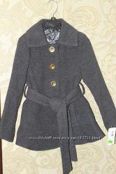 Пальто на весну 5-6років 2 кольори