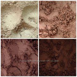 Минеральные тени. Коричневые, бежевые, персиковые оттенки 5