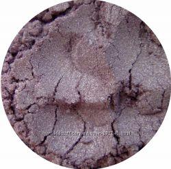 Минеральные тени. Фиолетовые, лилово-фиолетовые, серо-фиолетовые оттенки