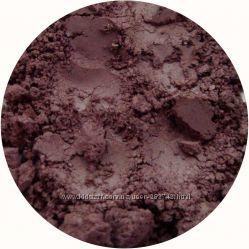 Минеральные сатиновые тени