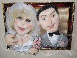 Панно на юбилей или свадьбу