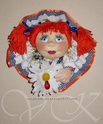 Кукла на УДАЧУ попик