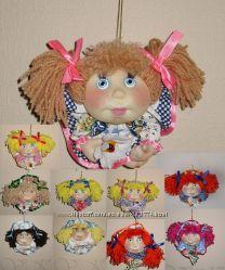 Кукла на УДАЧУ мини