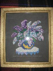 Картина Букет бузку