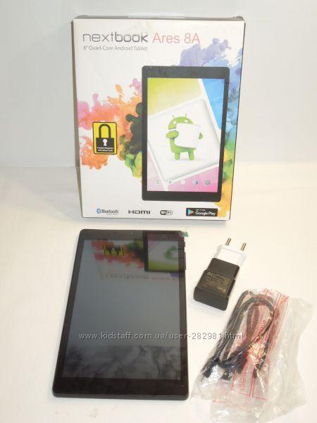 Планшет 8 Nextbook Ares 8A NX16A8116K 16 ГБ  1 ГБ  ИЗ США