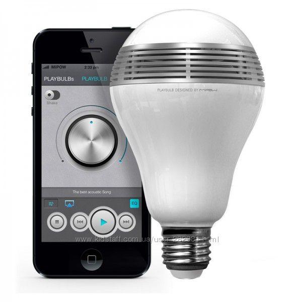 LED смарт лампа MiPow PLAYBULB Bluetooth оригинал