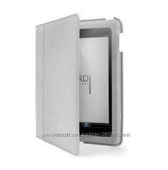 Мягкий чехол-книжка Luardi  для iPad mini кожа распродажа