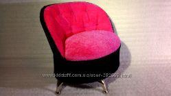 Шкатулка в виде кресла