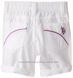 шорты u. s. polo assn на 4 - 5 лет