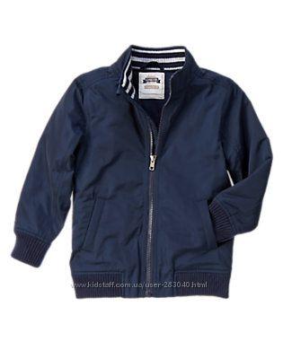 Демисезонная курточка Gymboree на 5-6 лет